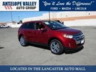 2013 Ford Edge Limited SUV for sale in Lancaster for $28,127 with 38,063 miles.
