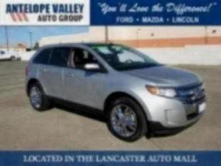 2012 Ford Edge SEL SUV for sale in Lancaster for $23,576 with 45,734 miles.