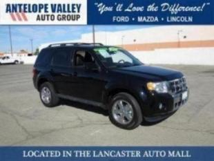 2012 Ford Escape Limited SUV for sale in Lancaster for $20,244 with 35,830 miles.