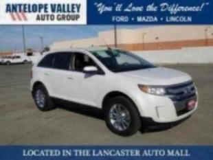 2013 Ford Edge Limited SUV for sale in Lancaster for $25,749 with 37,599 miles.