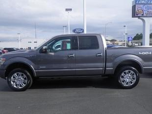 2013 Ford F150 Platinum Crew Cab Pickup for sale in Muscle Shoals for $38,481 with 40,115 miles.