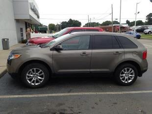 2013 Ford Edge SEL SUV for sale in Muscle Shoals for $25,846 with 23,221 miles.