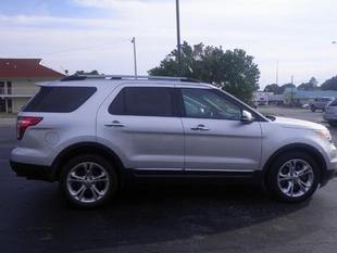 2013 Ford Explorer Limited SUV for sale in Muscle Shoals for $27,445 with 37,293 miles.