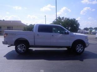 2013 Ford F150 King Ranch Crew Cab Pickup for sale in Muscle Shoals for $41,956 with 6,100 miles.