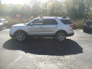2013 Ford Explorer Limited SUV for sale in Muscle Shoals for $26,997 with 38,272 miles.
