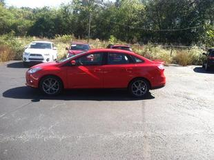2013 Ford Focus SE Sedan for sale in Muscle Shoals for $13,996 with 43,180 miles.