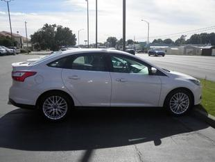 2013 Ford Focus Titanium Sedan for sale in Muscle Shoals for $17,425 with 19,055 miles.