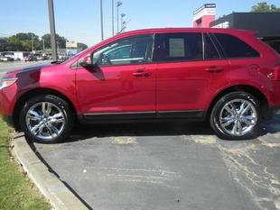 2013 Ford Edge SEL SUV for sale in Muscle Shoals for $26,118 with 28,553 miles.