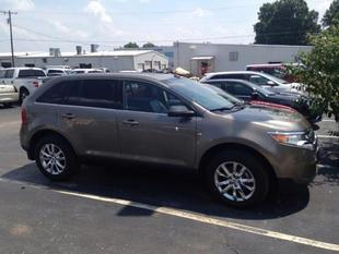 2013 Ford Edge Limited SUV for sale in Muscle Shoals for $23,876 with 31,207 miles.