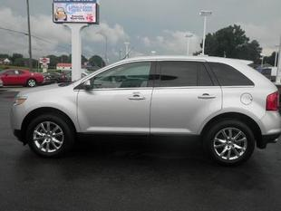 2014 Ford Edge Limited SUV for sale in Muscle Shoals for $27,221 with 16,236 miles.