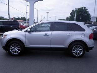 2013 Ford Edge Limited SUV for sale in Muscle Shoals for $26,428 with 30,884 miles.