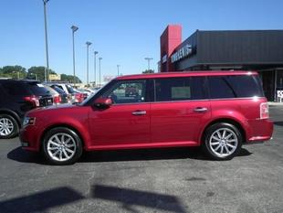 2014 Ford Flex Limited SUV for sale in Muscle Shoals for $29,352 with 21,132 miles.