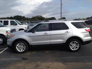 2013 Ford Explorer XLT SUV for sale in Muscle Shoals for $25,223 with 37,918 miles.