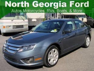 2011 Ford Fusion SE Sedan for sale in Blue Ridge for $12,943 with 18,746 miles.