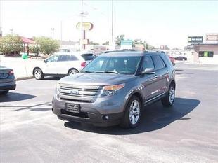 2014 Ford Explorer Limited SUV for sale in Chickasha for $33,970 with 29,765 miles.