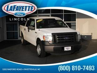 2012 Ford F150 XL Crew Cab Pickup for sale in Fayetteville for $24,474 with 43,813 miles.