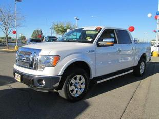2012 Ford F150 Lariat Crew Cab Pickup for sale in Albuquerque for $35,995 with 46,621 miles.