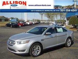 2013 Ford Taurus Limited Sedan for sale in Morrilton for $24,450 with 22,792 miles.