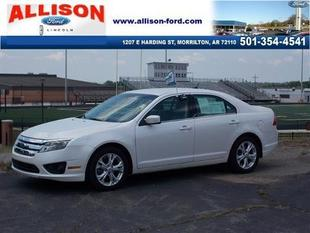 2012 Ford Fusion SE Sedan for sale in Morrilton for $17,950 with 13,565 miles.