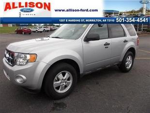 2011 Ford Escape XLT SUV for sale in Morrilton for $17,840 with 26,614 miles.
