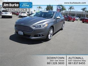 2014 Ford Fusion SE Sedan for sale in Bakersfield for $19,988 with 22,365 miles.