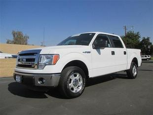 2013 Ford F150 Crew Cab Pickup for sale in Bakersfield for $30,840 with 20,922 miles.