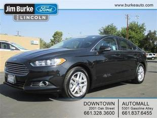 2014 Ford Fusion SE Sedan for sale in Bakersfield for $19,998 with 17,717 miles.