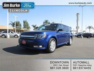 2013 Ford Flex SEL SUV for sale in Bakersfield for $24,743 with 20,032 miles.