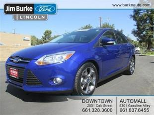 2013 Ford Focus SE Sedan for sale in Bakersfield for $14,642 with 22,573 miles.