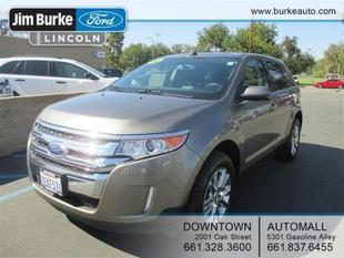 2014 Ford Edge Limited SUV for sale in Bakersfield for $27,996 with 17,209 miles.