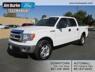 2014 Ford F150 Crew Cab Pickup for sale in Bakersfield for $35,855 with 21,193 miles.