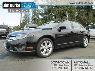 2012 Ford Fusion SE Sedan for sale in Bakersfield for $14,654 with 42,851 miles.