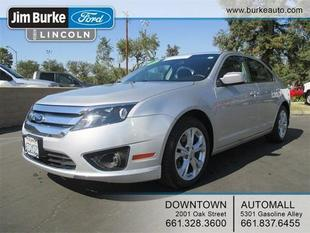 2012 Ford Fusion SE Sedan for sale in Bakersfield for $12,946 with 53,652 miles.