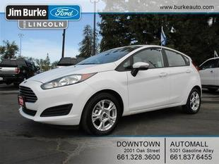 2014 Ford Fiesta SE Hatchback for sale in Bakersfield for $15,290 with 27,622 miles.