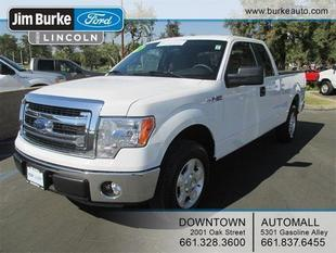 2014 Ford F150 Extended Cab Pickup for sale in Bakersfield for $24,432 with 21,242 miles.