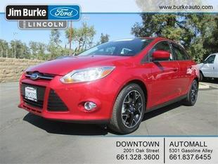 2012 Ford Focus SE Sedan for sale in Bakersfield for $13,464 with 20,869 miles.