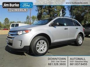 2011 Ford Edge SE SUV for sale in Bakersfield for $19,855 with 20,459 miles.
