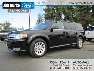 2012 Ford Flex SEL SUV for sale in Bakersfield for $26,602 with 3,627 miles.