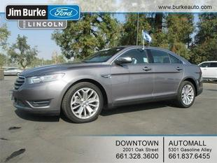 2014 Ford Taurus Limited Sedan for sale in Bakersfield for $22,985 with 29,247 miles.