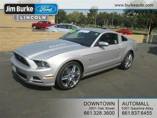 2013 Ford Mustang GT Coupe for sale in Bakersfield for $29,753 with 22,932 miles.