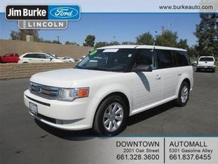 2009 Ford Flex SE SUV for sale in Bakersfield for $17,800 with 50,319 miles.