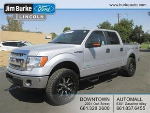 2013 Ford F150 Crew Cab Pickup for sale in Bakersfield for $40,285 with 4,866 miles.
