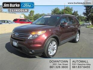 2012 Ford Explorer Limited SUV for sale in Bakersfield for $29,963 with 47,216 miles.