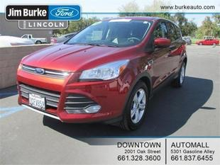 2014 Ford Escape SE SUV for sale in Bakersfield for $23,300 with 10,857 miles.
