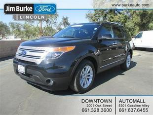 2013 Ford Explorer XLT SUV for sale in Bakersfield for $28,432 with 21,557 miles.