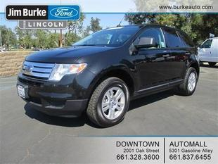 2010 Ford Edge SE SUV for sale in Bakersfield for $17,140 with 50,750 miles.