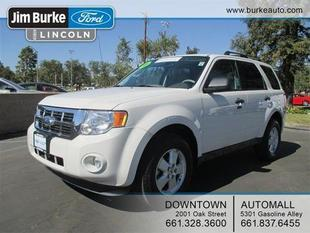 2010 Ford Escape XLT SUV for sale in Bakersfield for $17,255 with 43,217 miles.