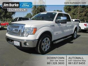 2011 Ford F150 Crew Cab Pickup for sale in Bakersfield for $36,500 with 32,488 miles.