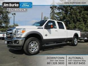 2012 Ford F250 Crew Cab Pickup for sale in Bakersfield for $45,658 with 34,927 miles.