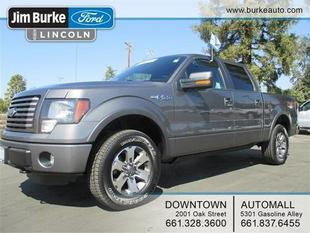 2011 Ford F150 Crew Cab Pickup for sale in Bakersfield for $36,950 with 26,035 miles.